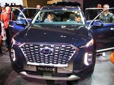 Trong ngày đầu tiên ra mắt, SUV 8 chỗ Hyundai Palisade 2020 đã nhận hàng nghìn đơn đặt hàng