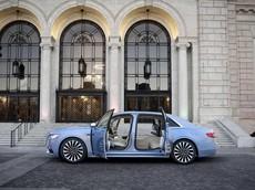 Lincoln Continental Coach Door Edition 2019 - Sedan hạng sang với cửa mở ngược như Rolls-Royce