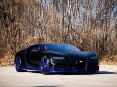 """Siêu phẩm Bugatti Chiron chuẩn bị """"lên sàn"""" với giá khởi điểm 65 tỷ đồng"""