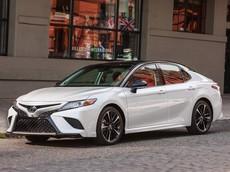 10 mẫu sedan bán chạy nhất thế giới từ đầu năm 2018 đến nay