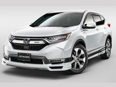 Diện kiến Honda CR-V Mugen 2019 sẽ ra mắt vào tháng sau