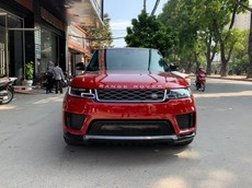 Cảm nhận nhanh Range Rover Sport HSE 2018 đầu tiên về Việt Nam với giá bán 6,87 tỷ đồng