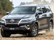 Toyota bị kiện tại Úc vì động cơ diesel 2,8 lít của Fortuner, Hilux và Prado