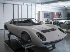 Bên trong Polo Storico - Nơi những chiếc Lamborghini cổ điển được tái sinh