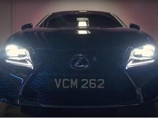 """Xe bay"" Lexus RC F bất ngờ xuất hiện trong phim bom tấn Men in Black: International"