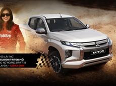 Mitsubishi Việt Nam hé lộ những thông số chính thức đầu tiên của Triton 2019
