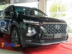 Hyundai Santa Fe 2019 lộ giá tạm tính cho 4 bản, khách lấy xe trước Tết phải chi thêm 100 triệu đồng