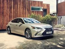 """""""Xế chảnh"""" Lexus ES 250 2019 chào sân thị trường Việt với giá bán 2,5 tỷ đồng"""