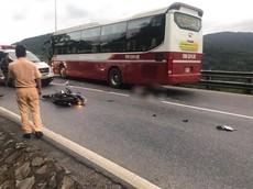 """""""Phượt thủ"""" điều khiển xe côn tay Suzuki Satria F150 chết thảm trên đèo Bảo Lộc"""