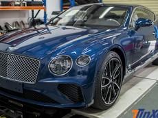 Đánh giá nhanh Bentley Continental GT 2018 vừa về Việt Nam