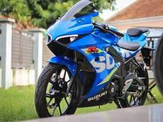 Suzuki GSX-R150 biến thành Ducati Panigale V4 với dàn đầu ấn tượng