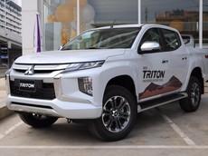 Lộ thông số kỹ thuật chi tiết của Mitsubishi Triton 2019 trước ngày ra mắt