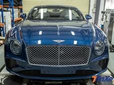 Video khám phá xe 23 tỷ đồng Bentley Continental GT 2018 từ trong ra ngoài