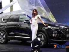 Chính thức ra mắt khách hàng Việt với giá từ 995 triệu đồng, Hyundai Santa Fe 2019 đã có 3.000 đơn đặt hàng