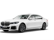"""BMW 7-Series 2020 """"hiện nguyên hình"""" với lưới tản nhiệt đồ sộ lấy từ X7"""