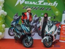 """Pega chính thức ra mắt xe máy điện NewTech với khẩu hiệu """"Sát thủ xe ga"""""""
