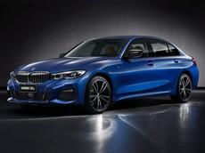 """BMW vén màn """"trái cấm"""" 3-Series Li 2019 với chiều dài cơ sở tăng 110 mm"""