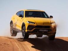 Lamborghini đạt doanh số kỷ lục mới trong năm 2018 nhờ có siêu SUV Urus