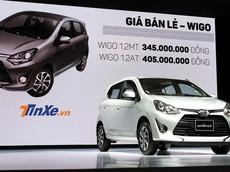 Toyota Wigo bán chạy trong tháng 12/2018 nhưng vẫn kém Hyundai Grand i10