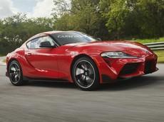 """Toyota Supra 2020 """"hiện nguyên hình"""" và lộ cả giá bán"""