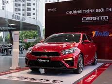 Kia Cerato: Giá xe Cerato 2019 mới nhất hôm nay tháng 8/2019