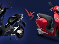"""So sánh xe máy điện: Vinfast Klara bản tiêu chuẩn """"thất thủ"""" trước Pega NewTech"""