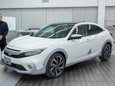 """Honda Civic Versatilist - """"SUV giả cầy"""" ra đời từ xe hatchback"""