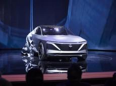 Nissan IMs Concept - Sự kết hợp hài hòa giữa Sedan và Crossover