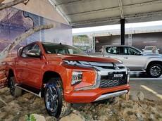 Mitsubishi Triton 2019 chính thức ra mắt Việt Nam, giá từ 730,5 triệu đồng