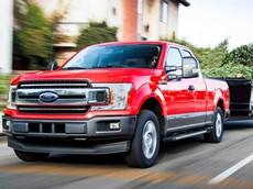 Ford khẳng định kế hoạch sản xuất một phiên bản bán tải F-150 chạy điện hoàn toàn