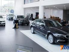 BMW 5-Series chính thức ra mắt Việt Nam, chốt giá từ 2,389 tỷ đồng