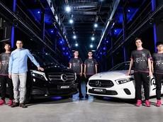 Cắt đứt với bóng đá Đức, Mercedes-Benz quyết định đầu tư cho thể thao điện tử