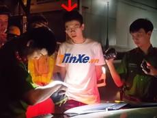 """Em trai Phan Thành bị lực lượng """"quả đấm thép"""" Công an Tp.HCM kiểm tra cả người và xe BMW i8"""