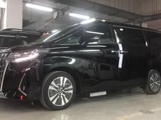 Toyota Alphard 2019 xuất hiện tại đại lý chính hãng, được báo giá hơn 4 tỷ đồng