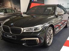 BMW M760Li 2019 duy nhất tại Việt Nam đã về đại lý với giá tạm tính 13 tỷ đồng