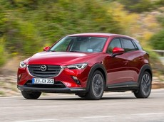 Mazda sẽ ra mắt một mẫu xe mới trong triển lãm Ô tô Geneva 2019, có thể là CX-3 2020