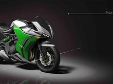 Lộ hình ảnh mẫu concept Sport bike hoàn toàn mới từ Benelli với cái nhìn hiếu chiến