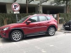"""Hà Nội: Hàng chục người """"tá hỏa"""" phát hiện ô tô của mình bị xịt sơn lên thân xe"""