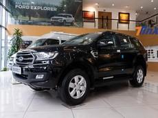 Có nên mua bản Ambiente rẻ nhất của Ford Everest 2018?