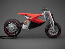 Lộ ảnh mẫu xe mô tô điện hoàn toàn mới đến từ nước Ý mang tên Nito N4