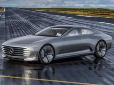 """Mẫu concept Mercedes ESF sắp ra mắt sẽ an toàn đến mức gần như """"không thể đâm"""""""