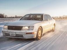 """Chiếc xe sang Lexus LS400 với động cơ """"nồi đồng cồi đá"""" này sắp đạt mốc 1,6 triệu km"""