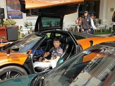 """Lần đầu lái siêu xe Pagani Huayra hơn 80 tỷ đồng từ quận 7 sang quận 1, Minh """"Nhựa"""" đập tan tin đồn mua """"thần gió"""" chỉ để khoe của"""