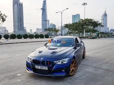 """Đánh giá xe BMW 330i B48 độ """"hết bài"""" của người yêu xe tại Sài thành"""