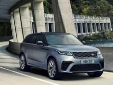 Range Rover Velar phiên bản nhanh và mạnh nhất trình làng