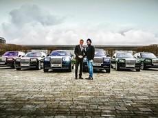 """""""Bill Gates của Anh quốc"""" tậu thêm 6 chiếc Rolls-Royce mới trị giá ít nhất 2,3 triệu USD"""