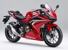 Honda CBR400R chính thức trình làng: Ngoại hình giống CBR500R, thiết kế hầm hố và đậm chất thể thao