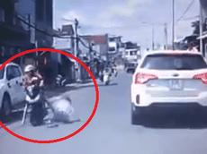 Tài xế ô tô tát người phụ nữ tại Đồng Nai đăng video lên tiếng xin lỗi