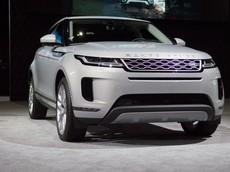 Range Rover Evoque 2020 lần đầu tiên ra mắt công chúng, có giá từ 42.650 USD