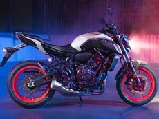 Yamaha MT-07 ABS 2019 lộ diện với màu sắc mới, bán ra vào tháng 3